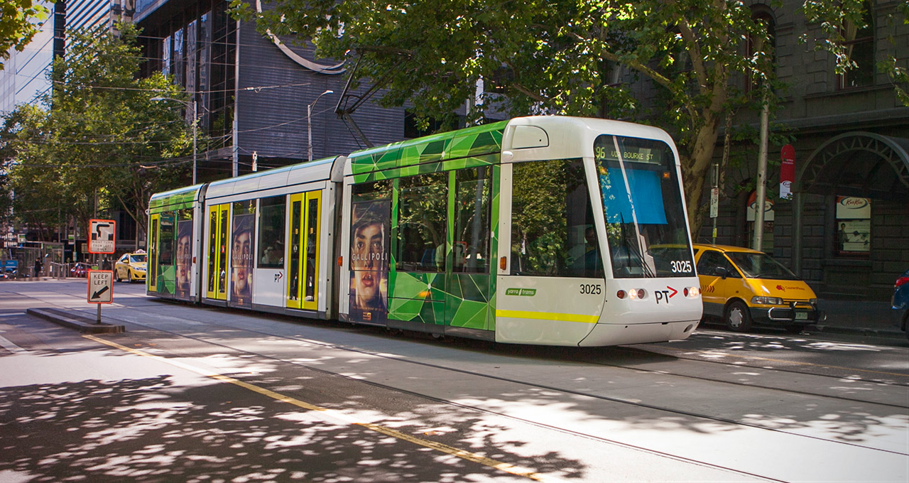 Cica Group - Projects - Yarra Trams Vehicle Passenger Information System